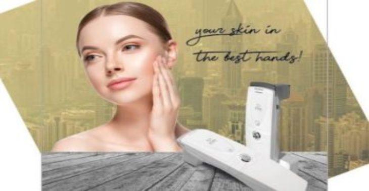 NAHA ANALÜSAATOR ja CNC RF Face Lift –  2019 UUED TULIJAD!